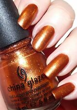 CHINA GLAZE Nail Lacquer - Collection Hunger Games (Harvest Moon) OVP