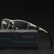 ddc4f790dc NEW Men Sport Aluminium Eyeglass Frames Myopia Glasses Optical Eyewear Frame