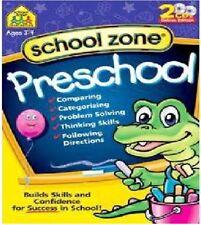 School Zone Preschool Win/Mac