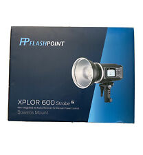Flashpoint XPLOR-600 HSS Battery-powered Monolight