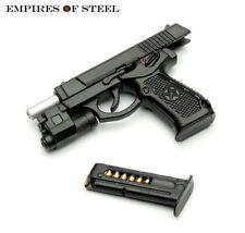 "1/6 Semi-automatic QSZ92 Pistol Hand Gun Weapon Model Toys F 12"" Action Figure"