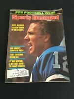 SPORTS ILLUSTRATED Roger Staubach Dallas Cowboys September 4 1978
