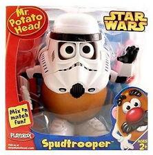 Star Wars Mr. Potato Head Spudtrooper Mix 'n Match Parts Fun Playskool 2005 NIP