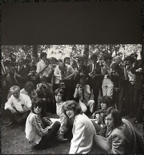 THE ROLLING STONES POSTER PAGE 1969 HYDE PARK . Y35