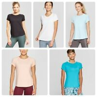 Women's Short Sleeve Soft T-Shirt - C9 Champion-Varies Colors & Sizes -NWT