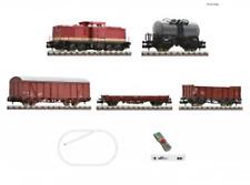 More details for fleischmann 931892 n gauge dr br110 diesel freight starter set (dcc-fitted)