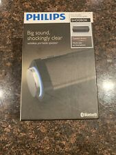 Philips SB7100 Wireless Portable Shoqbox Speaker Black