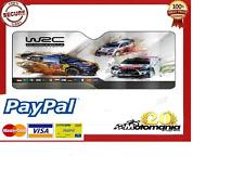 Parasole anteriore auto isotermico WRC 130X70 FIAT BRAVO,STILO,MAREA,DOBLO,CROMA