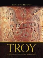 TROY The Myth and Reality Behind the Epic Legend book NEW 2008 by Nick McCarty