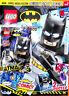 LEGO® Batman Magazin mit Minifigur Batman Nr.01/19 Limited Edition! - NEUE SERIE