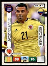 #092-ECUADOR-EDWIN VILLAFUERTE PANINI FIFA WORLD CUP-GERMANY 2006