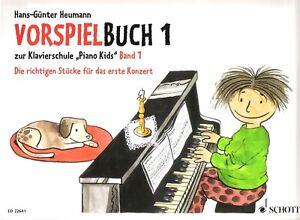 Piano Kids Vorspielbuch 1