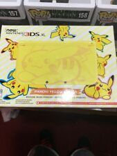 New Nintendo 3DS XL Pikachu Yellow Edition - New! Never Opened! Sold Out!! Rare!