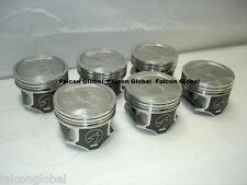 Jeep 4.0L/242 Sealed Power Hypereutectic Pistons+MOLY Rings Kit 1996-06 STD