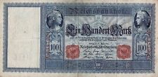 Alemania 1910, 100 Marcos (c) / CF5063