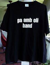 PA AMB OLI BAND Vintage never worn Short Sleeve Size XL , T Shirt.