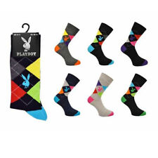 Playboy bunny ankle socks~Multi Colored AUTHENTIC