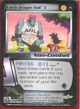 Dragonball Z TCG *Gratis Schutzhülle* | Earth dragon ball 3 #75 | 2000