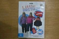 Little Britain - Abroad (DVD, 2007) - VGC Pre-owned (D50)