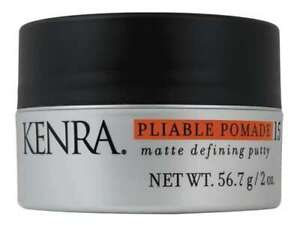 KENRA Professional Pliable Pomade #15 Matte Defining Putty 2 Oz.