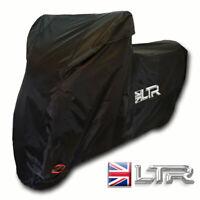 XXL LTR Motorcycle Motorbike Waterproof Cover Heavy Duty Vented Outdoor Rain