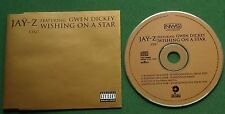 Jay-Z ft Gwen Dickey Wishing On A Star / Feelin It ft Mecca CD2 CD