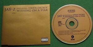 Jay-Z ft Gwen Dickey Wishing On A Star / Feelin It ft Mecca CD2 CD