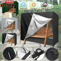 Heavy Duty Waterproof Patio Garden Furniture Cover Outdoor Large Rattan Table