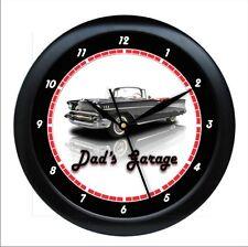 "Personalized  Customize  Car Classic 10"" Wall Clock Garage Work Shop Gift"