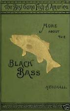 More About The Black Bass 1889 on CD fish