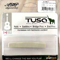Sillet  Graph Tech  Tusq  PQ-9280-C0 Chevalet Guitare Acoustique Bridge saddle