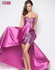 Womens Bridal Chic Prom Dresses Party Long Dress Evening Gowns Formal Dresses