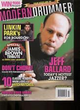 MODERN DRUMMER MAGAZINE - July 2007