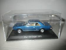FIAT 130 COUPE' 1971 HACHETTE SCALA 1:43