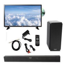 32 in téléviseur DVB-T 2 HD LEDTV avec DVD Avec Sat Récepteur DVB-C Plus Home Cinéma