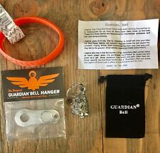 GUARDIAN BELL SUGAR SKULL COMPLETE MOTORCYCLE KIT W/ HANGER & WRISTBAND