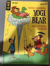 1963 Gold key Comics Yogi bear #3