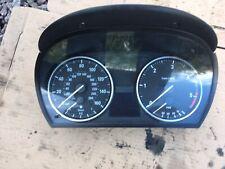 BMW 3 SERIES E90 E91 E92 E93 SPEEDOMETER INSTRUMENT INSTRUMENT CLUSTER 9242347