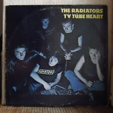 The Radiators From Space ‎– TV Tube Heart  - 1977 BENELUX