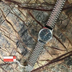 NOS NEVER WORN! Mens Vintage CERTINA Swiss Quartz watch