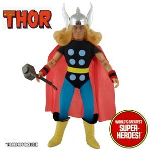 """Mego Thor Belt Rubber Reproduction For 8"""" Action Figure WGSH Custom Parts Lot"""
