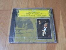 Bruckner : Symphony No. 9 - Claudio Abbado - CD DGG NEW