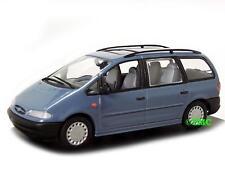 Ford Galaxy   1995-2000  blaugrau metallic    /  Minichamps  1:43