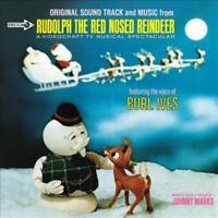 RUDOLPH THE RED NOSED REINDEER [VINYL LP] [VINYL] BURL IVES; JOHNNY MARKS NEW VI