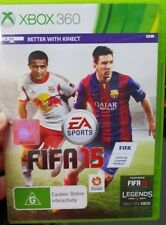 Fifa 15 (no booklet) -   Microsoft XBOX 360 - FREE POST