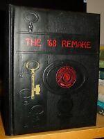 The '68 Remake, 1968 University Of Louisville School of Dentistry Yearbook