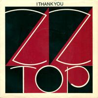 """ZZ TOP - I Thank You - 7"""" Vinyl Single *Unplayed* *K17576*"""