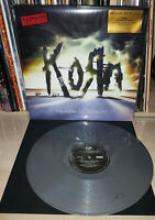 KORN - PATH OF TOTALITY - SILVER - BLACK - NUMBERED - MOV - MUSIC ON VINYL - LP