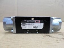 Aro Ingersoll Rand E242PS Series E Spool Valves Fluid Power