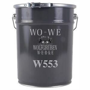 Kalkfarbe Streichkalk Wandfarbe Mineralfarbe Kalk Anstrich W553 Weiss 5-20L